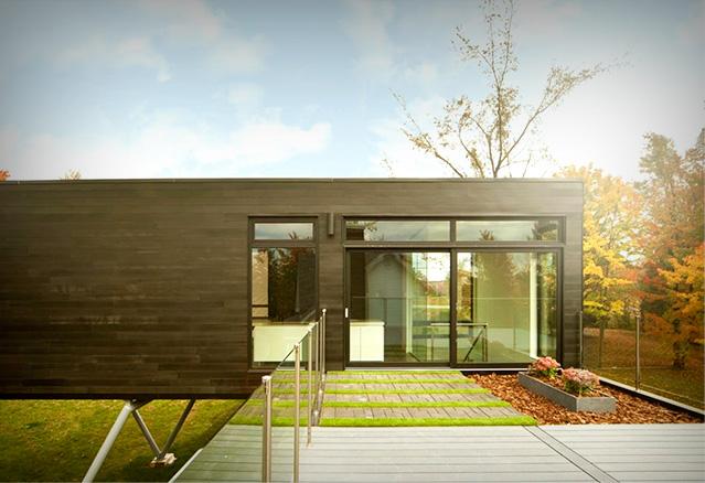 Qu 39 est ce qu 39 une maison usin e - Qu est ce qu une architecture ...