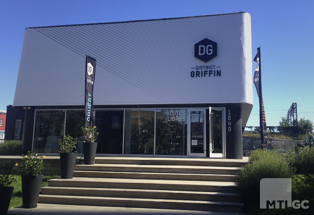 District Giffin offre dans Griffintown par Devimco