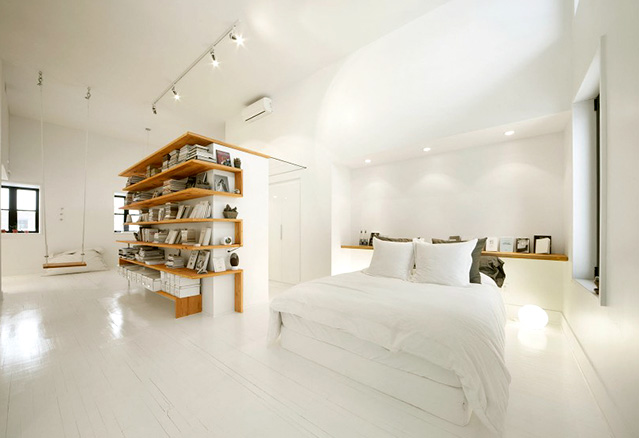 la salle à couché