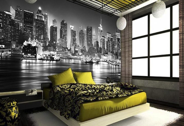 o faire de l 39 impression de tapisserie murale montreal guide condo. Black Bedroom Furniture Sets. Home Design Ideas