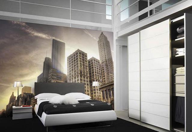 tapisserie murale design amazing papier peint design polygones with tapisserie murale design. Black Bedroom Furniture Sets. Home Design Ideas